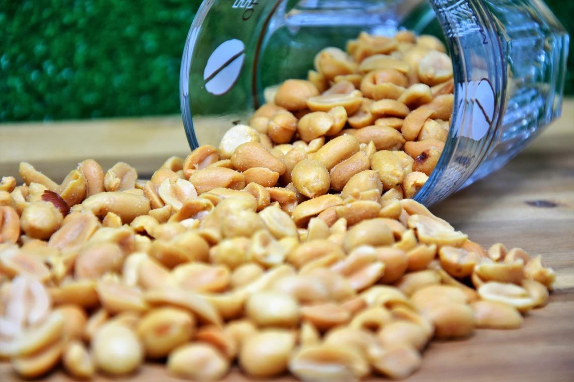 peanuts-3033680_1280